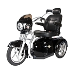 Drive Maverick Executive Scooter with Captain Seat