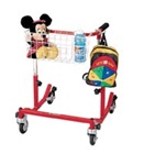Drive Pediatric Anterior Safety Roller PE TYKE