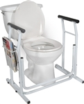 Drive Free-standing Toilet Safety Rail