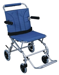 Drive Super Light, Folding Transport Chair with Carry Bag SL18