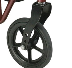 drive replacement front wheel for btr22 wheelchair. Black Bedroom Furniture Sets. Home Design Ideas