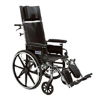 Drive Viper Plus Full Reclining Wheelchair