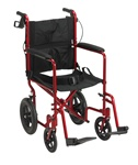 Drive Expedition Aluminum Transport Chair