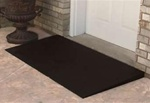 "Ez-Access Rubber Threshold Ramp 2 1/2""H x 24""W x  48""L"