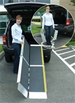 Ez-Access Trifold Advantage Series Ramp <u>8 feet Long</u>