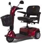 Golden Technologies Companion 3 Wheel Scooter Capacity 350 lbs. Gc240