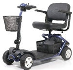 Golden Technologies LiteRider 4 Wheel Scooter GL140