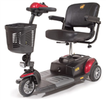 Golden Tech Buzzaround XL 3 Wheel Lite Scooter