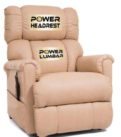 Golden Technologies Imperial Power  sc 1 st  Wendyu0027s Walkers & Golden Imperial Power Lift Chair