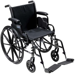 Drive Cruiser lll - Lightweight Wheelchair