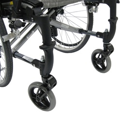 Karman Frog Leg Shock Absorbers for the S-Ergo Wheelchairs