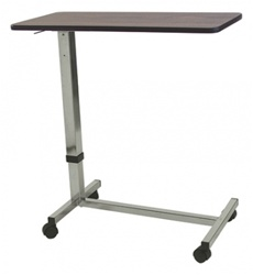 Lumex Economy Overbed Table, Non-Tilt