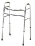 Medline Deluxe Bariatric Folding Walker