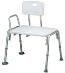 Medline Transfer Bench Aluminum Frame
