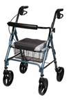 Medline Rollator, Comfort Glide