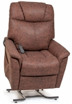 Golden Tech Siesta Series power lift recliner! Power headrest and power lumbar come standard