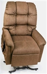 Golden Technologies, Cirrus Maxi-Comfort series- Zero Gravity Lift Chair Recliner PR-508