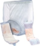 Tranquility High Capacity Pads and Liners for Washable Pants