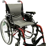 Karman S-Ergo 305Q Lightweight Ergonomic Wheelchair