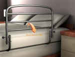 Stander Safety Bed Rail that Pivots 8050