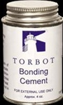 Torbot Skin Liquid Bonding Cement-4oz Can