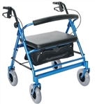 Heavy Duty Four Wheel Walker