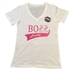Ladies V-Neck Boss Lady Shirt