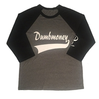 Dumbmoney Baseball Tee