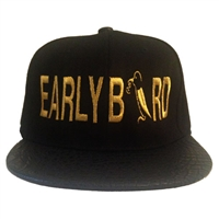 Early Bird Gold Strap Back