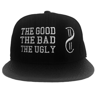 Good,Bad,Ugly Strap Back