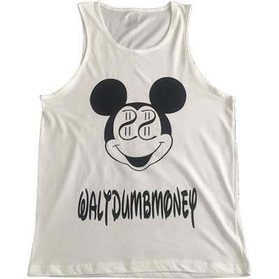 Dumbmoney Mickey Tank