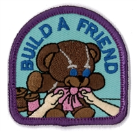 Build A Friend (iron-on)