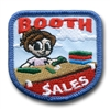 Booth Sales (iron-on)