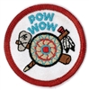 Pow Wow (iron-on)