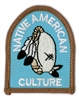 Native American Culture (iron-on)