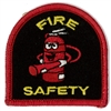 Fire Safety (iron-on)
