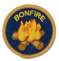 Bonfire (iron-on)