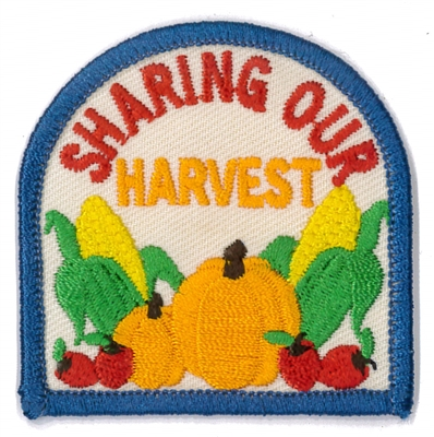 Sharing Our Harvest