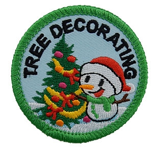 Tree Decorating
