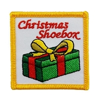 Christmas Shoe Box