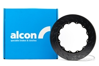ALCON 355MM DIAMETER X 35.5MM THICK ROTOR PREBEDDED 48 VEIN RH
