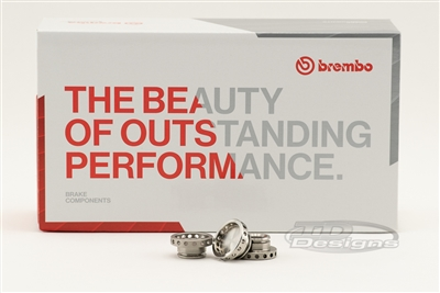 20546263 BREMBO 30mm, 5.5mm TALL, TI  RADIATOR INSERT XA4F101/02 CALIPER