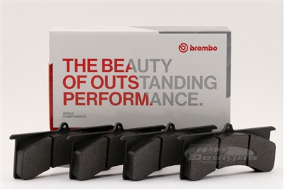 BRP2-1798.21 BREMBO BRP2 COMPOUND BRAKE PADS