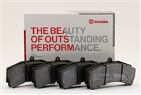 BRP2-1852.28B BREMBO BRP2 COMPOUND BRAKE PADS