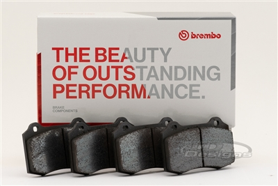 BRP2-1968.14B BREMBO BRP2 COMPOUND BRAKE PADS