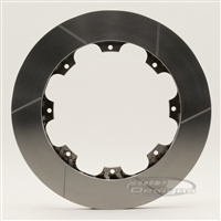 "COL 14X1.125TT COLEMAN TT ROTOR, 14"" OD X 1.125"" THICK PASSENGER SIDE"