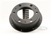 IDD 06-1003 BRAKE HAT 6 ON 6.5, 2.2 DEEP,  8 ON 8.75, COLEMAN PATTERN