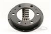 IDD 06-1006 BRAKE HAT,  6 ON 6.5, 1.1 DEEP, 10 BOLT, BREMBO PATTERN
