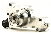 MEZ WPR403N MEZIERE BBC SEVERE DUTY- RACE VERSION- BILLET MECHANICAL W/P -REVERSE ROTATION- 4 IN IMPELLAR