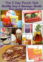 5DPT Soup & Beverages Bundle